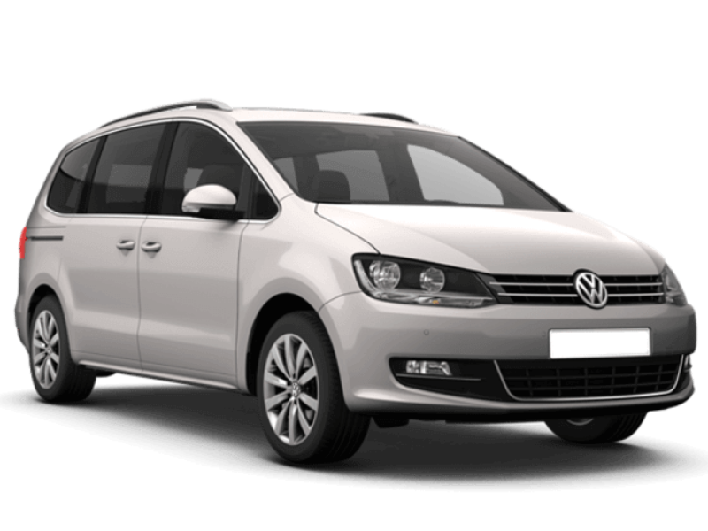VOLKSWAGEN SHARAN Car Hire Deals
