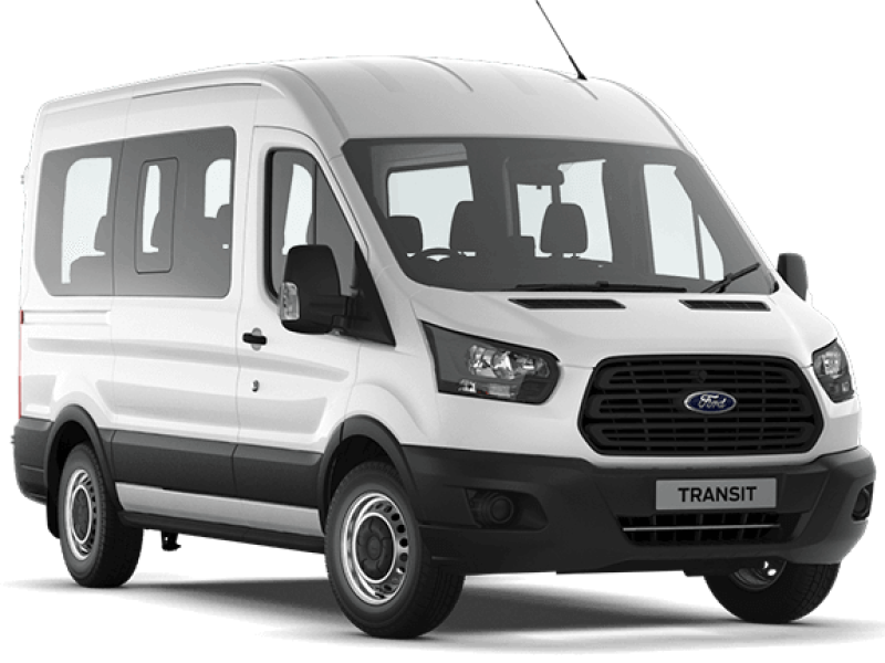 FORD TRANSIT Car Hire Deals